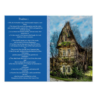 Psalms chapter 02 Posters 4