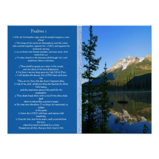 Psalms chapter 02 Posters 5