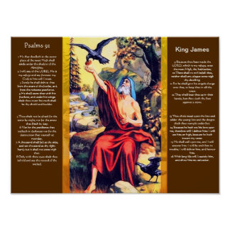 Psalms chapter 91 Posters 10