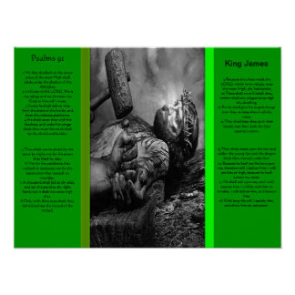 Psalms chapter 91 Posters 4