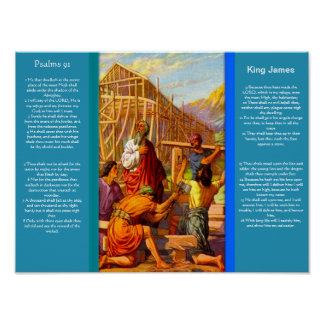 Psalms chapter 91 Posters 7