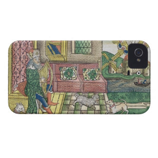 Psalms: frontispiece showing King David playing th Case-Mate iPhone 4 Case