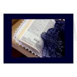 Psalms Greeting Card