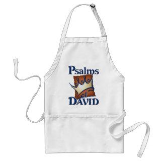 Psalms of David Adult Apron