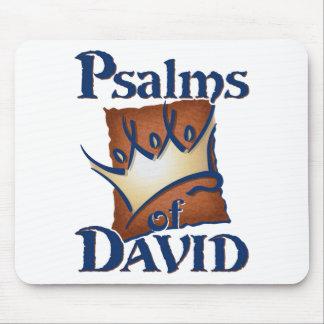 Psalms of David Mouse Pad