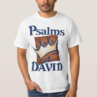 Psalms of David Tee Shirt