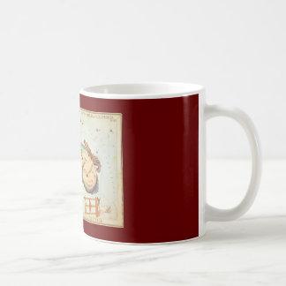 Psalterium Georgii, Fluvius Eridanus, Cetus, etc Coffee Mug