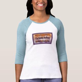 Psaltery Pastels Ladies T-shirt