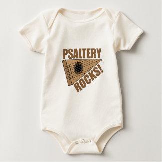 Psaltery Rocks! Baby Bodysuit