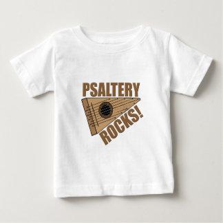 Psaltery Rocks! Baby T-Shirt