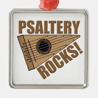 Psaltery Rocks! Ornament