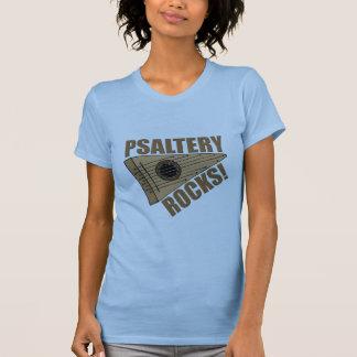Psaltery Rocks! T-shirts