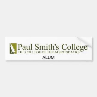 PSC Bumper Sticker