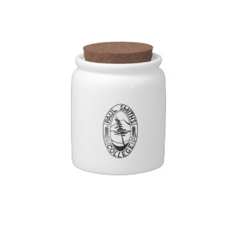 PSC candy jar