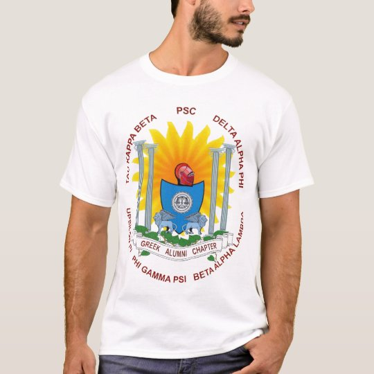 PSC Greek Alumni T T-Shirt