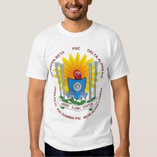 PSC Greek Alumni T Tee Shirt