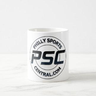 PSC logo mug