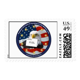 PSDM Postage Stamps