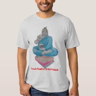 Pseudo Poohbah magnífico budista Playeras