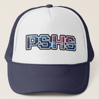 PSHS INVADER TRUCKER HAT