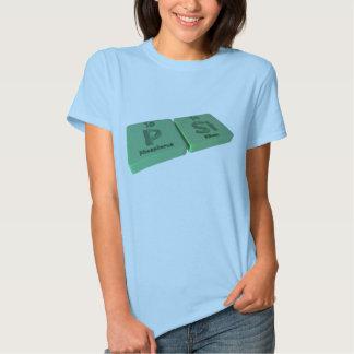 Psi as P Phosphorus and Si Silicon Shirt