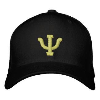 psi embroidered baseball cap