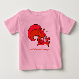 Psi Squirrel 1 baby T-Shirt