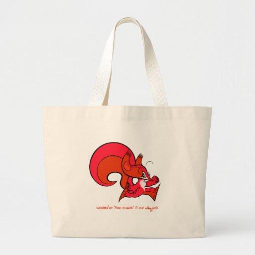 Psi Squirrel Bag