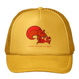 Psi Squirrel Hat
