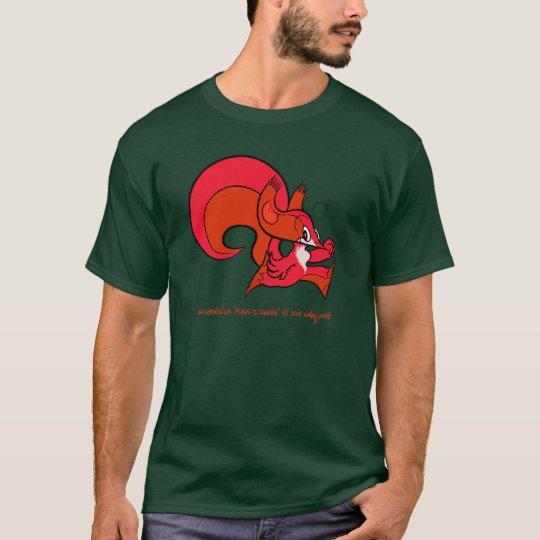 Psi Squirrel T-Shirt