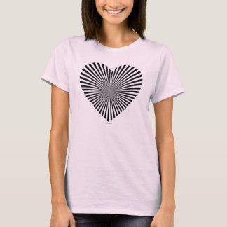 Psicodélico heart T-Shirt