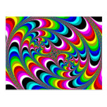 Psicodélico - postal del fractal
