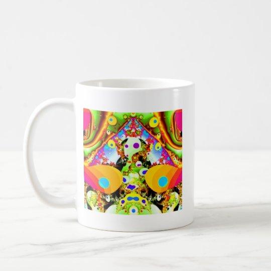 Psicodélicos Coffee Mug
