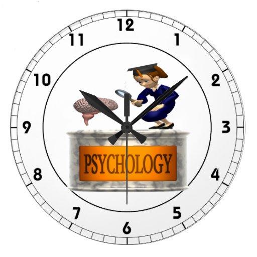 Psicología Relojes