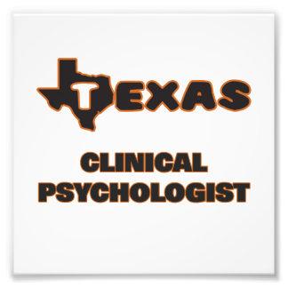 Psicólogo clínico de Tejas Fotografía