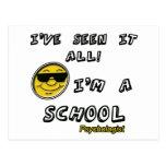 Psicólogo de la escuela postal