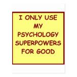 psicólogo del paychology postal