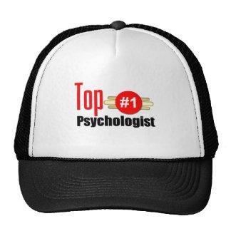 Psicólogo superior gorra