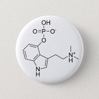 psilocybin pinback button