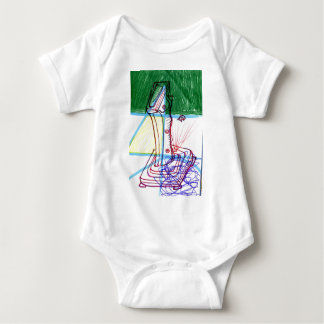 Psiotecha Control Baby Bodysuit