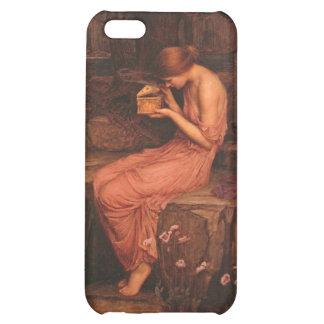 Psique y Pre-Raphaelite de oro del Waterhouse de l