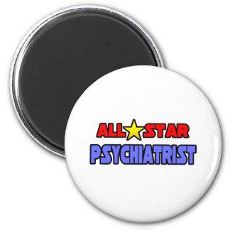 Psiquiatra de All Star Imán Para Frigorífico