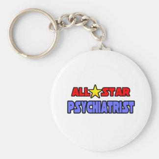 Psiquiatra de All Star Llavero