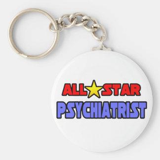 Psiquiatra de All Star Llavero Personalizado