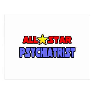 Psiquiatra de All Star Postal