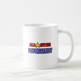 Psiquiatra de All Star Tazas De Café