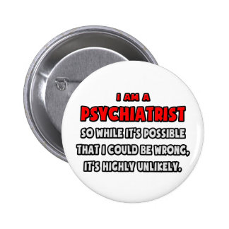 Psiquiatra divertido Altamente inverosímil