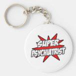 Psiquiatra estupendo llavero personalizado