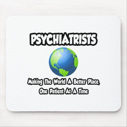 Psiquiatras… que hacen el mundo un mejor lugar tapetes de ratones
