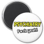 ¡Psiquiatría… F-CK sí! Iman De Frigorífico